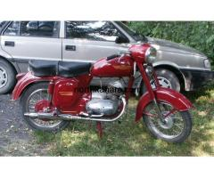 Good Condition Jawa Motorbikes Wanted